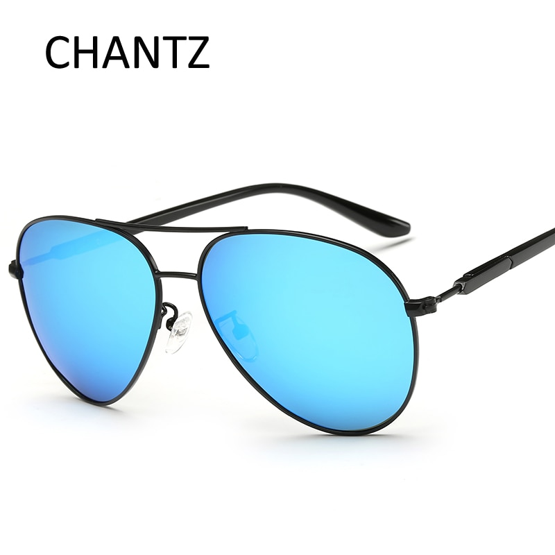 New Mens Polarized Aviation Sunglasses Women 2018 Brand Coating Driving Mirror Sun Glasses Pilot Gla