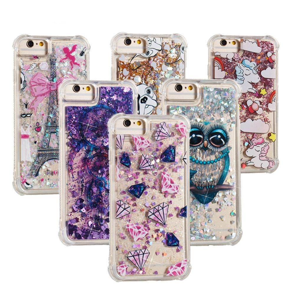 Funda de teléfono para SAMSUNG Galaxy S5 Neo SM-G903F Glitter Quicksand Diamond S5 fundas para SAMSUNG S5Neo carcasa completa brillante
