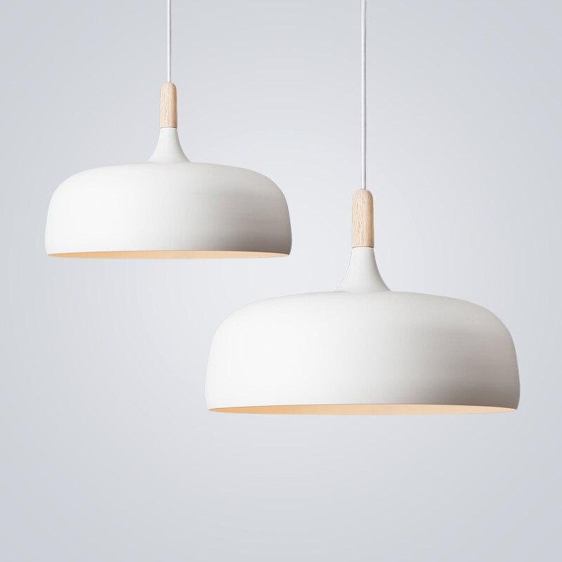 Suspension Design Simple pour salle à manger cuisine Lampadario Vintage métal suspension lampe Restaurant luminaire luminaire