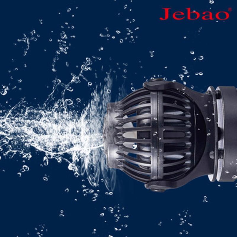 New Jebao Jecord SOW SINE WAVE Flow Wavemaker Fish Marine Coral Reef Pump Aquarium wave maker without WIFI version 110-240V