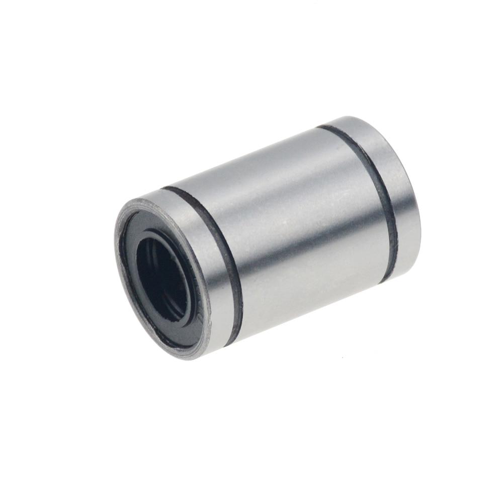 Envío Gratis cojinetes lineales LM4UU 4mm CNC 4 unids/lote