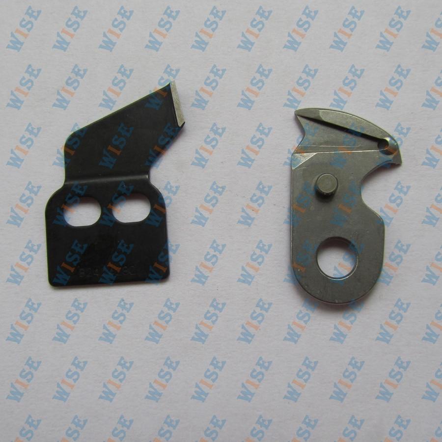 Apto para cuchillos cortadores de hilo JUKI BARTACK LK280 980 1850 (2) # B2421-280-0A0 + B2424-280-000