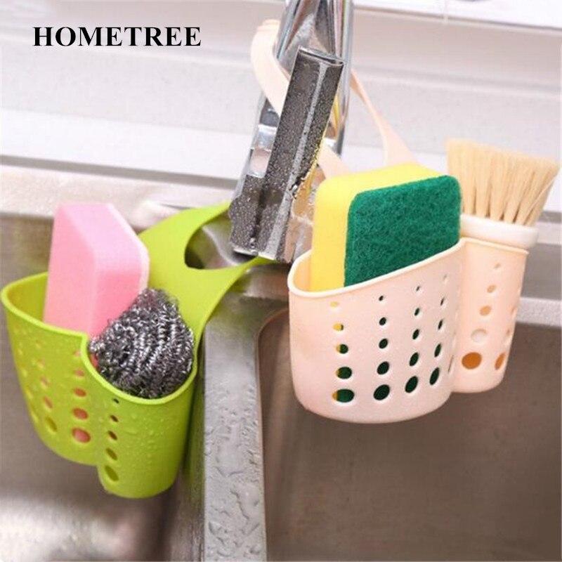 Домашний портативный домашний кухонный подвесной сливной мешок корзина для ванной инструмент для хранения держатель для раковины Escorredor Louca держатель для мыла Ванная комната H97
