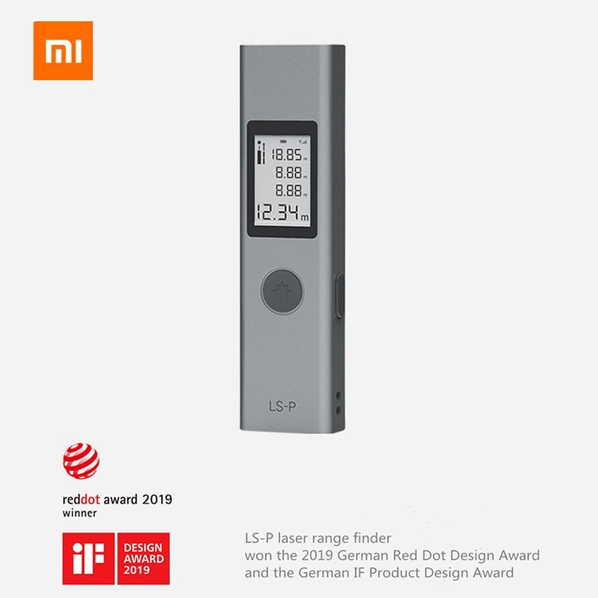 Xiaomi mijia DUKA LS-P telémetro láser inteligente recargable Digital para caza Golf láser telémetro 40m