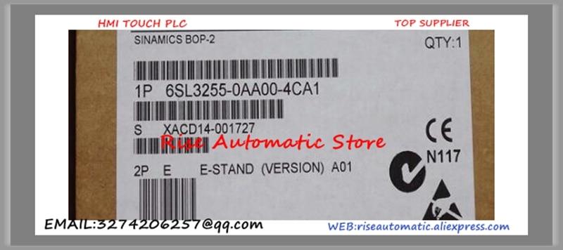 6SL3210-1PE11-8UL1 6SL3244-0BB12-1FA0 6SL3255-0AA00-4CA1 جديد الأصلي في صندوق