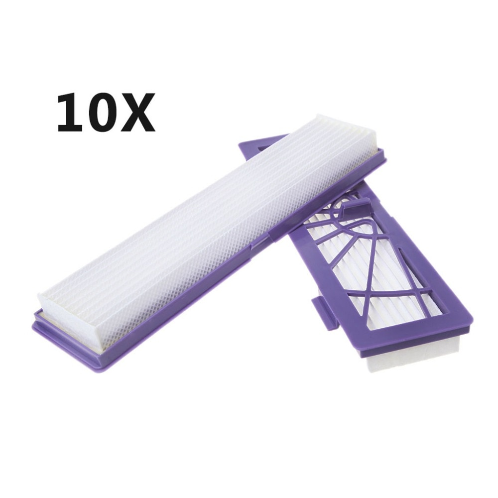 10X HEPA Filters for Neato Botvac D7 D80 D85 D3 D75 D5 70e 75 80 Vacuum Cleaner U1JE
