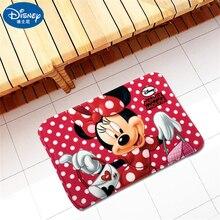 Disney Cartoon Mickey und Minnie Maus Tür Matte Kinder Jungen Mädchen Spiel Matte Schlafzimmer Küche Teppich Innen Bad Matte