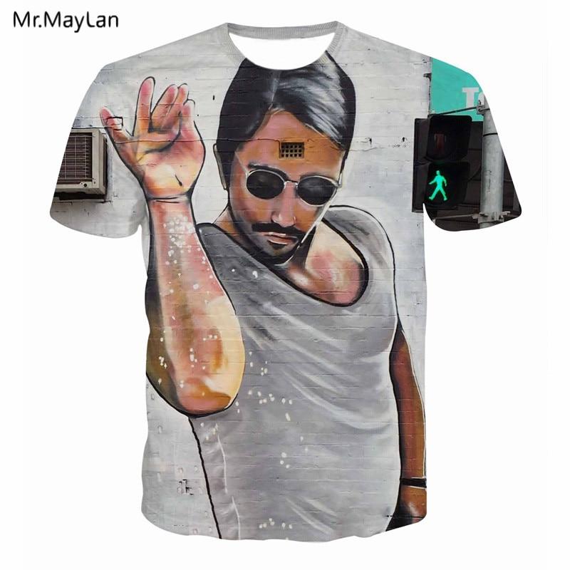 Divertida camiseta de pavo SaltBae nusuret Gokce con estampado 3D, camiseta de ocio para hombre/mujer, ropa informal suelta, camiseta, camisetas para niños, ropa fresca 5XL