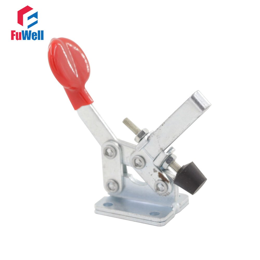 GH-20300 Horizontal Hand Tool Toggle Clamp Holding Capacity 30kg Quick Release Fixture Clamp