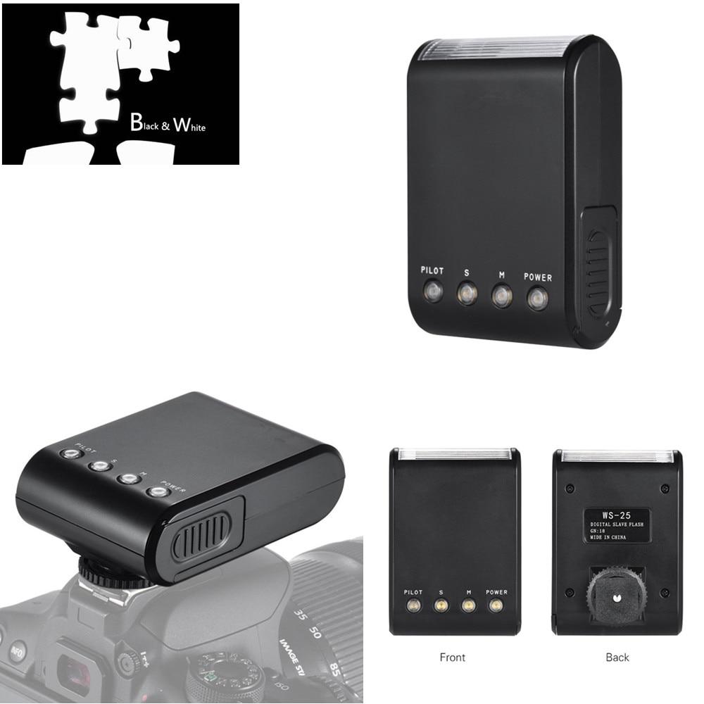 Mini linterna LED Flash Speedlite para cámara Digital sin espejo YI M1