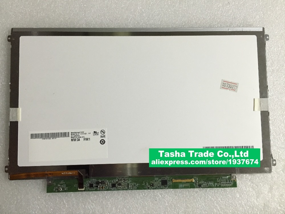 13,3 pantalla LCD para ACER 3810T TM8371G 3820ZG reemplazo pantalla B133XW01 V.2 B133XW01 V.3 LP133WH2 TLA4