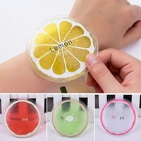 fashion summer lovely portable packs travel series sweet fruit cooling ice bag