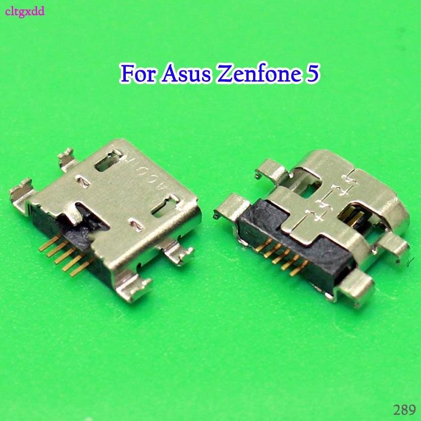 30 unids/lote de carga Micro Usb enchufe de muelle Jack para Asus zenfone 5 zenfone 6 Nexus 7 Gen 2nd 2013 2012 1st Puerto conector de carga