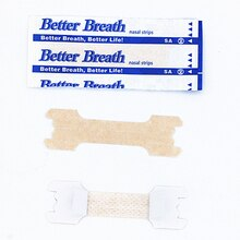( 66X19MM) 500 PCS/LOT Comfortable sleep better breathe right nasal strip to stop snoring