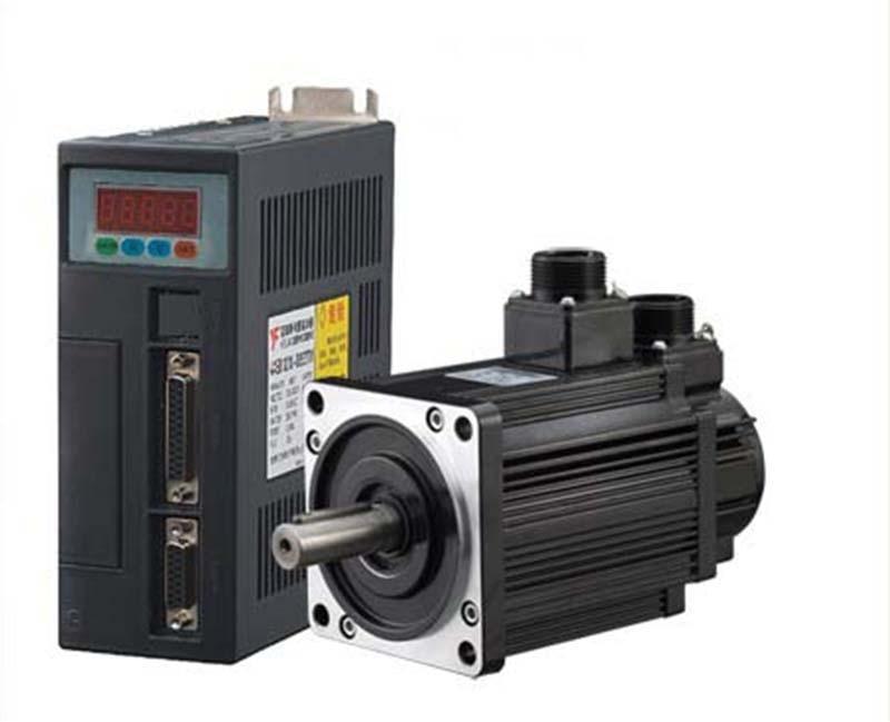 1.5KW 5Nm AC محرك سيرفو + محرك 220V 3000R/دقيقة NEMA42 مضاعفات كيت مع 3M كابلات الأجهزة الطبية جديد 1 سنة الضمان