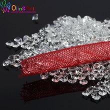 Olingart Resin Zirconia Steen 3 Mm/4 Mm 25G Kristal Transparante Steentjes Ronde Diy Armband Ketting Netto Touw sieraden Maken