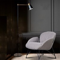 Modern Standing Lamp Deco Salon Loft Study Art Floor Lamps for Living Room Reading Japanese Style Floor Lamp Study Bedroom Cafe