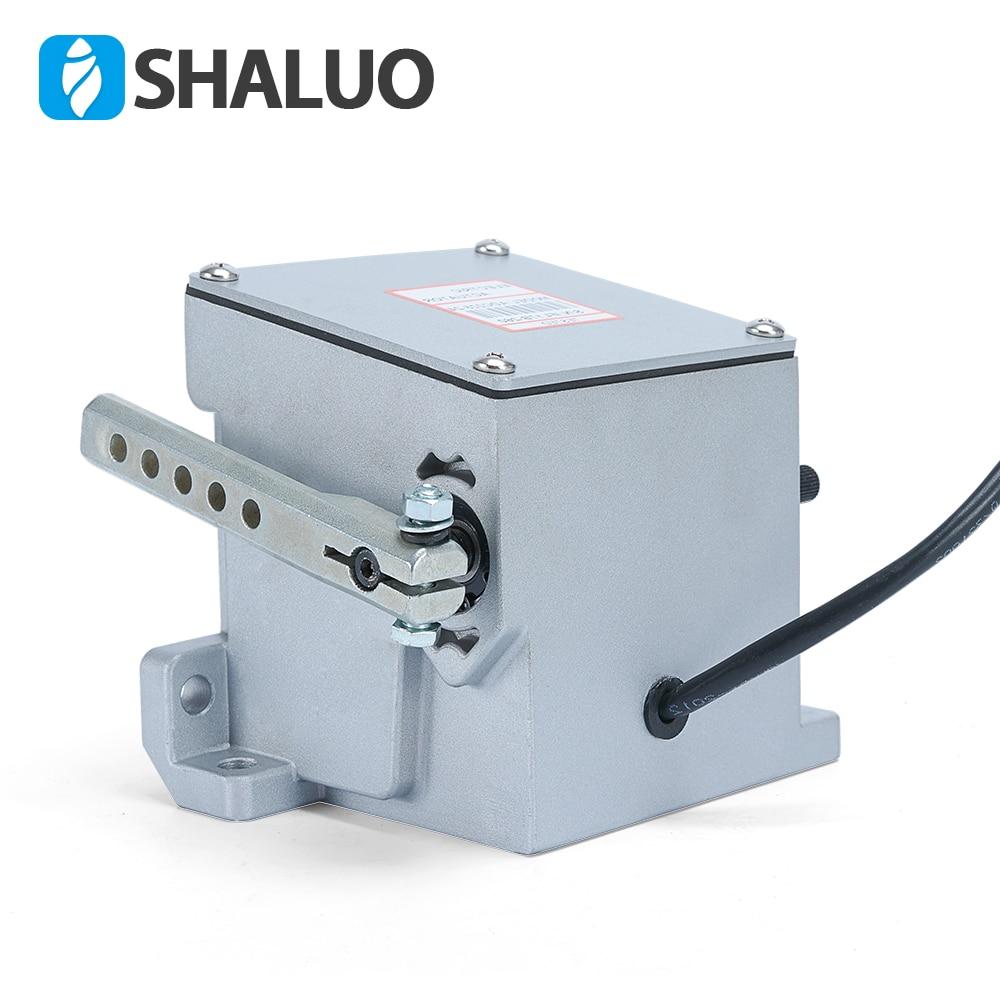 Actuador regulador eléctrico ADC225, generador de motor diésel, controlador de velocidad, bomba de combustible electromagnética de alta resistencia 12v 24V