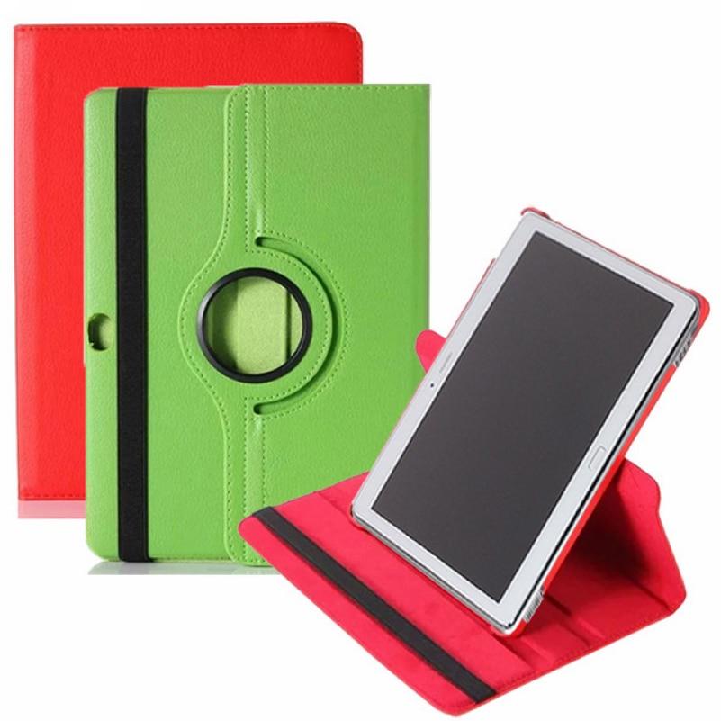 Para huawei mediapad m2 10.0 m2-a01l/m2-a01m/m2-a01w 10.0 polegada tablet virar capa de couro pu 360 graus de giro case estande cobrir