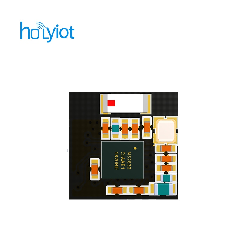 Holyiot  nRF52832 Wireless RF Module 2.4GHz Transceiver Ble 5.0 Receiver transmitter Bluetooth Module
