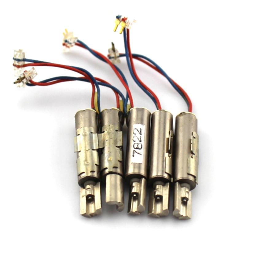 Vibração 415 Copo Oco do motor, motor de vibração, motor roda excêntrica, 3 v modelo em miniatura DC motor de vibração