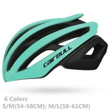 2019 nouveau SLK20 casque de vélo ultra-léger course casque de vélo hommes femmes sport sécurité vtt montagne route équitation vélo casque M/L