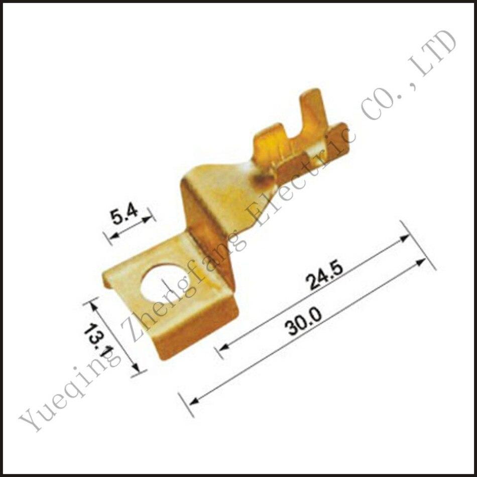 موصل الكابلات الطرفية DJ4337 ، أنثى ، ذكر ، قابس مطاطي ، صندوق فيوزات مانعة للتسرب ، صنع في الصين
