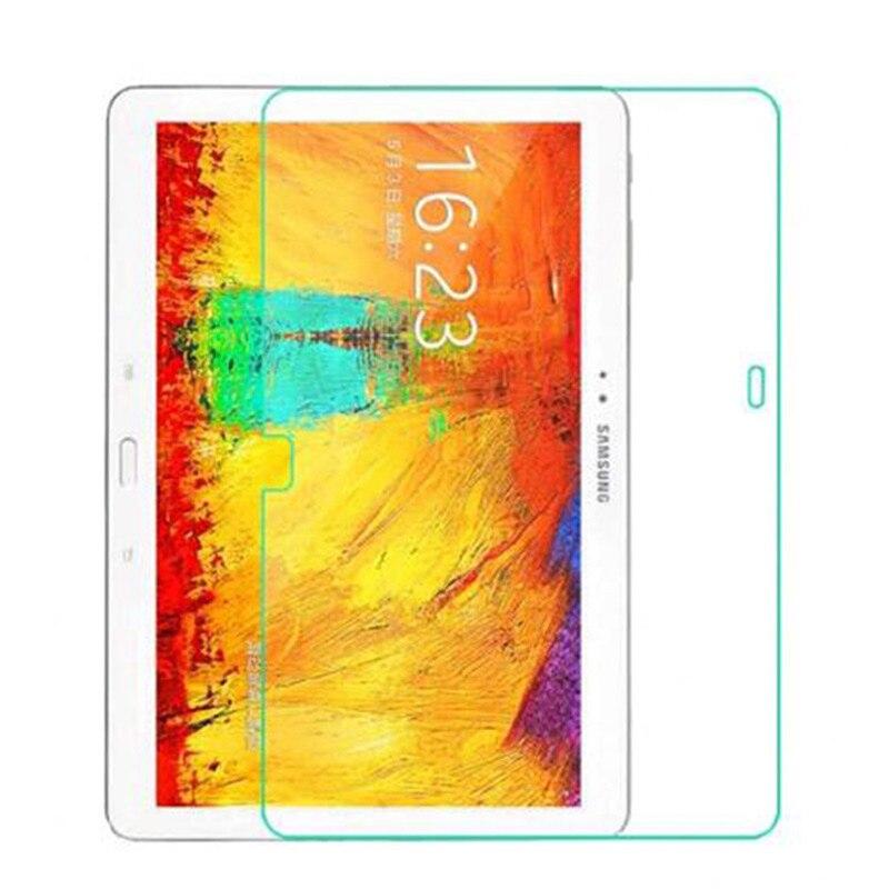Protector de pantalla de vidrio templado 9H para Samsung Galaxy Note 10,1 2014 SM-P601 P601 P600 P605 Protector de pantalla película protectora