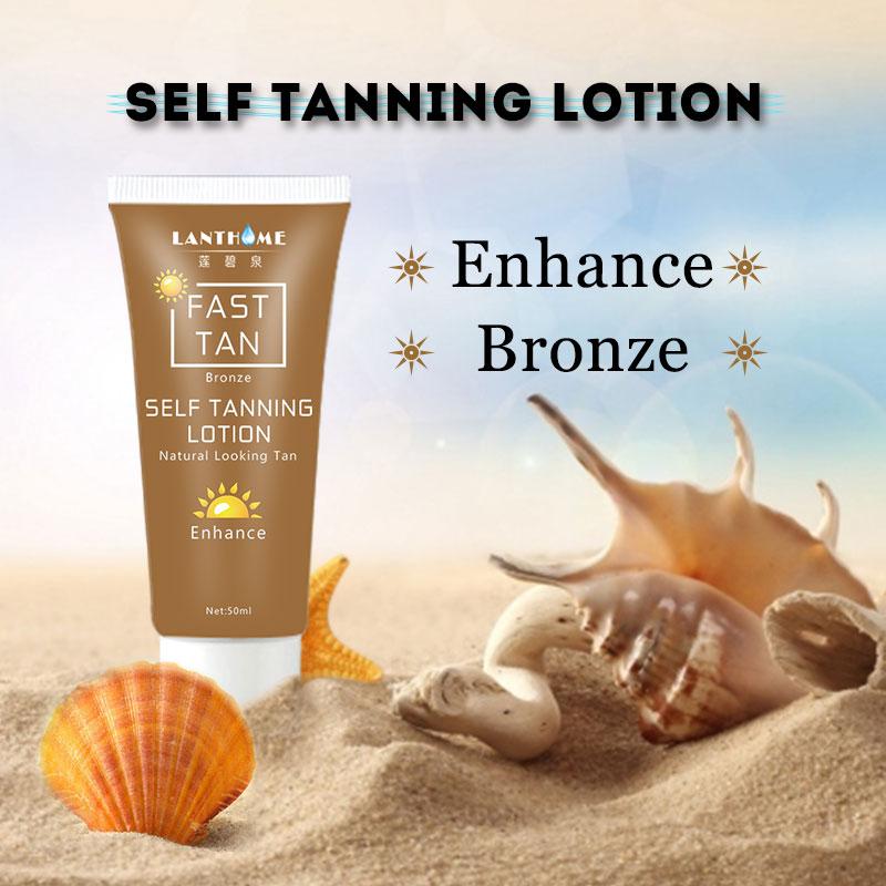 3PCS Body Bronzer and Self Tanner Autosunburn Bronzer Tanner Sun Tan Lotion Day Tanning Cream Sunscreen Tanner Lotion Drop Ship недорого