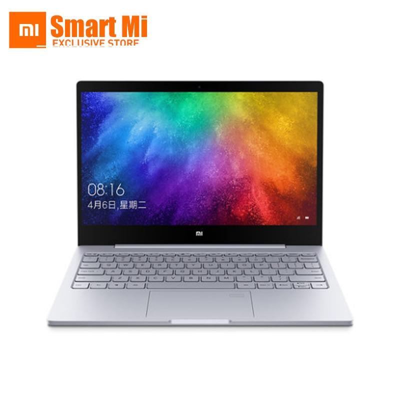 Original Xiaomi Mi Laptop Notebook Air Fingerprint Recognition Intel Core i5-7200U NVIDIA GeForce MX 13.3inch display Windows 10