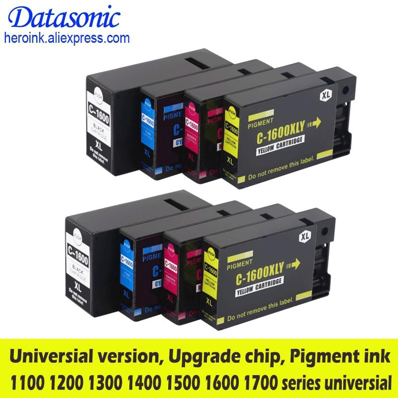 Cartucho de tinta Compatible de reemplazo para Canon PGI-1200XL PGI-1200 XL 1200XL para MAXIFY MB2320 MB2020 MB2720 MB2120 MB2050 2350