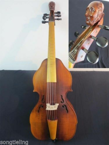 Hand made SONG Brand Maestro 6 string 25 1/2