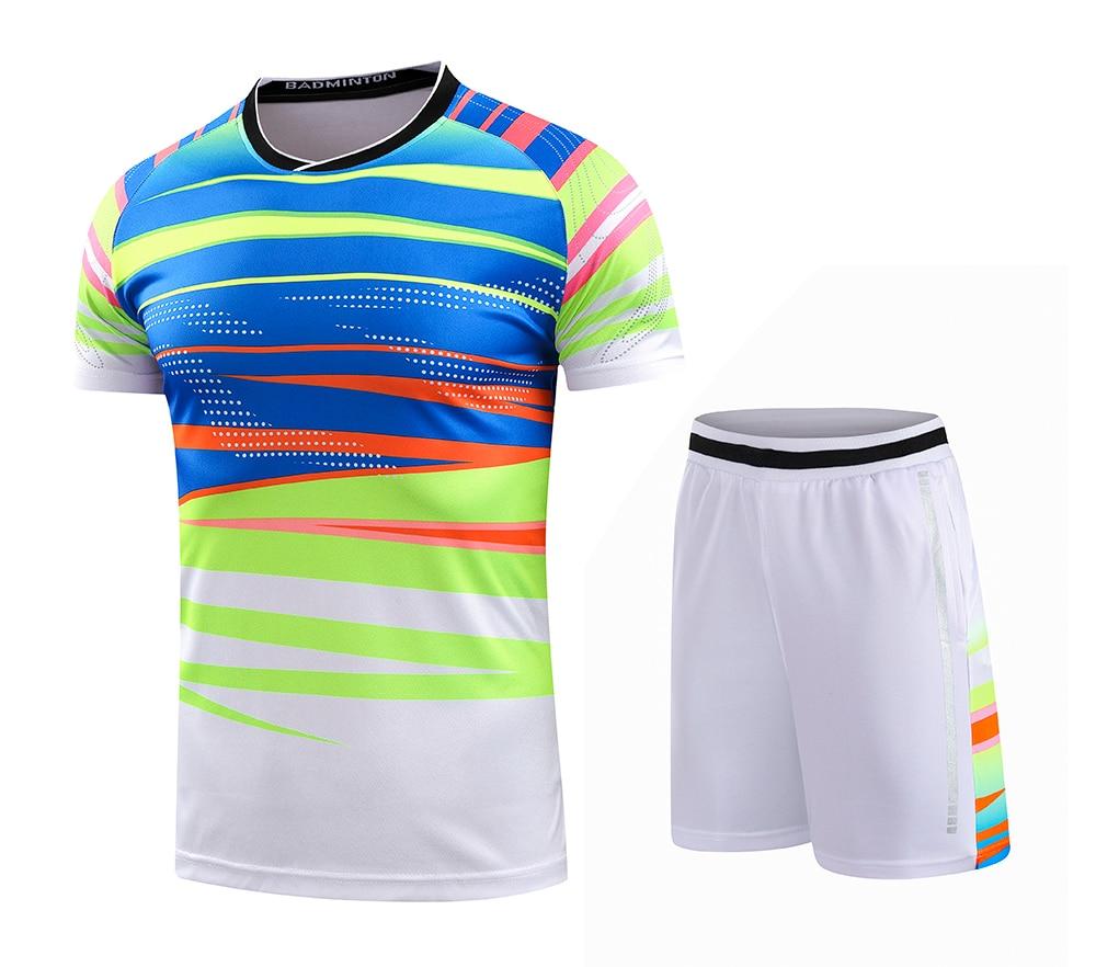 ¡Novedad! ¡impresión gratuita! conjuntos de Bádminton de CHINA para hombres y mujeres, ropa de bádminton LIN D, trajes deportivos de bádminton, uniformes 215AB