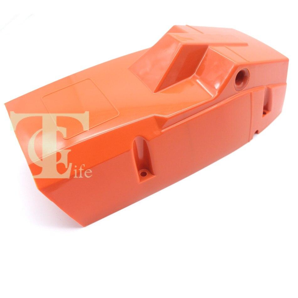 Верхняя крышка двигателя цилиндра кожух для Husqvarna 268 272 272XP запасные части для бензопилы 503 40 60-01