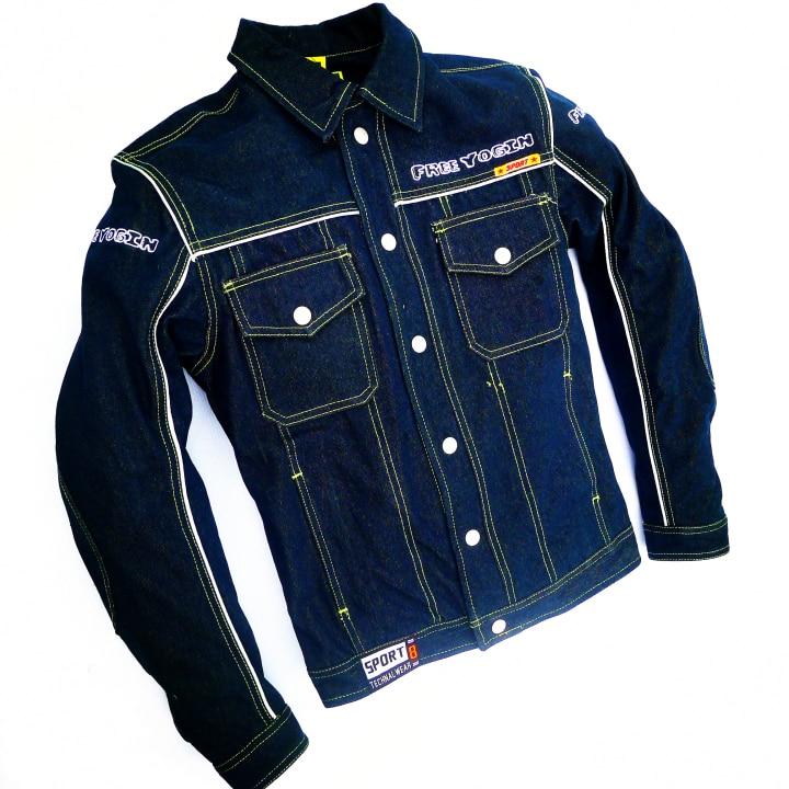 Yogin gratis, chaquetas de carreras para motocicletas, chaquetas de carreras, chaquetas de carreras, chaqueta de malla para motocicletas todoterreno de caballero