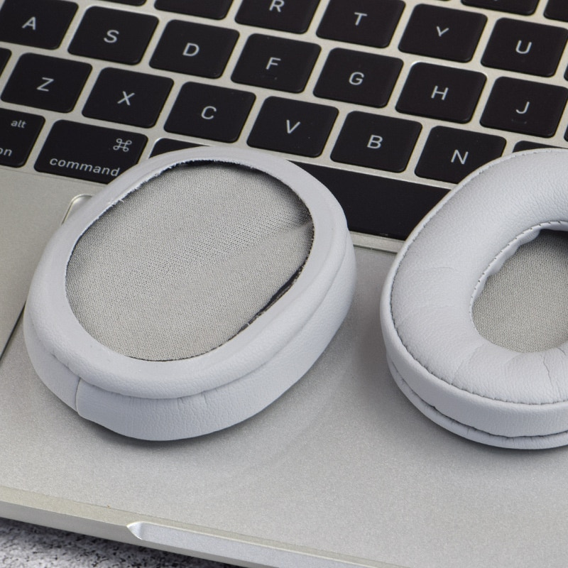 Foam Ear Pads Cushions for Audio-Technica ATH-SR5 SR5BT MSR5 Headphones High Quality Protein Leather Earpads 11.22 enlarge