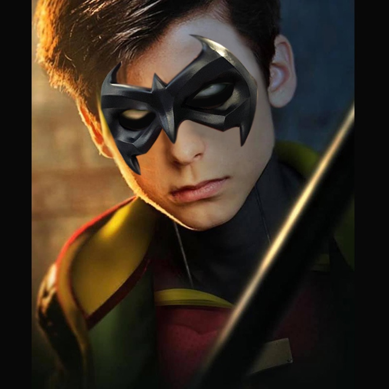 Neue Bat mann Superman Maske Cosplay Halloween Nightwing prop