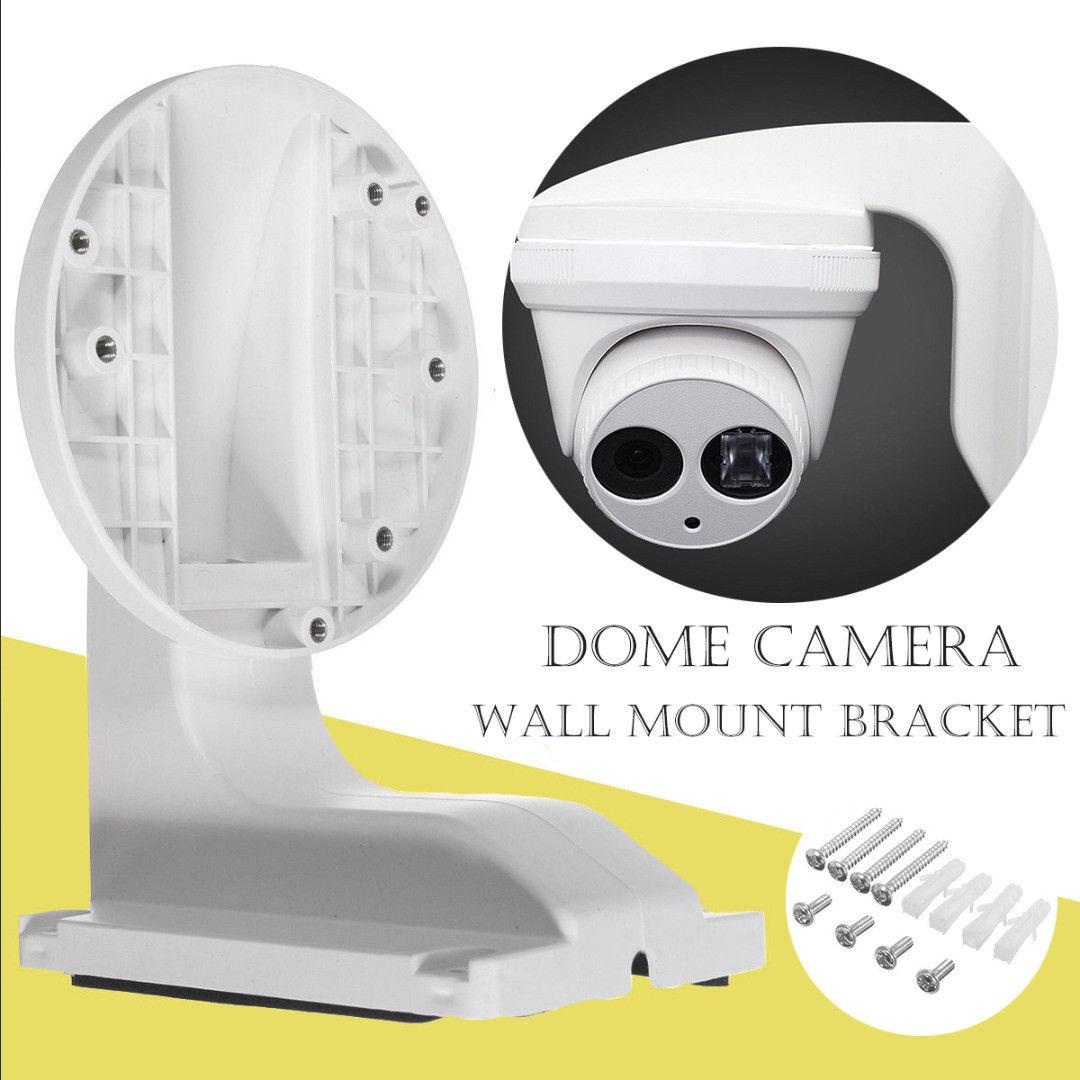 Водонепроницаемый пластиковый внутренний настенный кронштейн DS-1258ZJ подходит для Hikvision IP купольная камера аксессуары части поставки