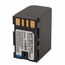 4200mAh Rechargeable Li-ion Battery For JVC Camera Backup Battery BN-VF823 BN-VF823U BN-VF815 BN-VF808 GR-D771 GZ-HD7 7.2V