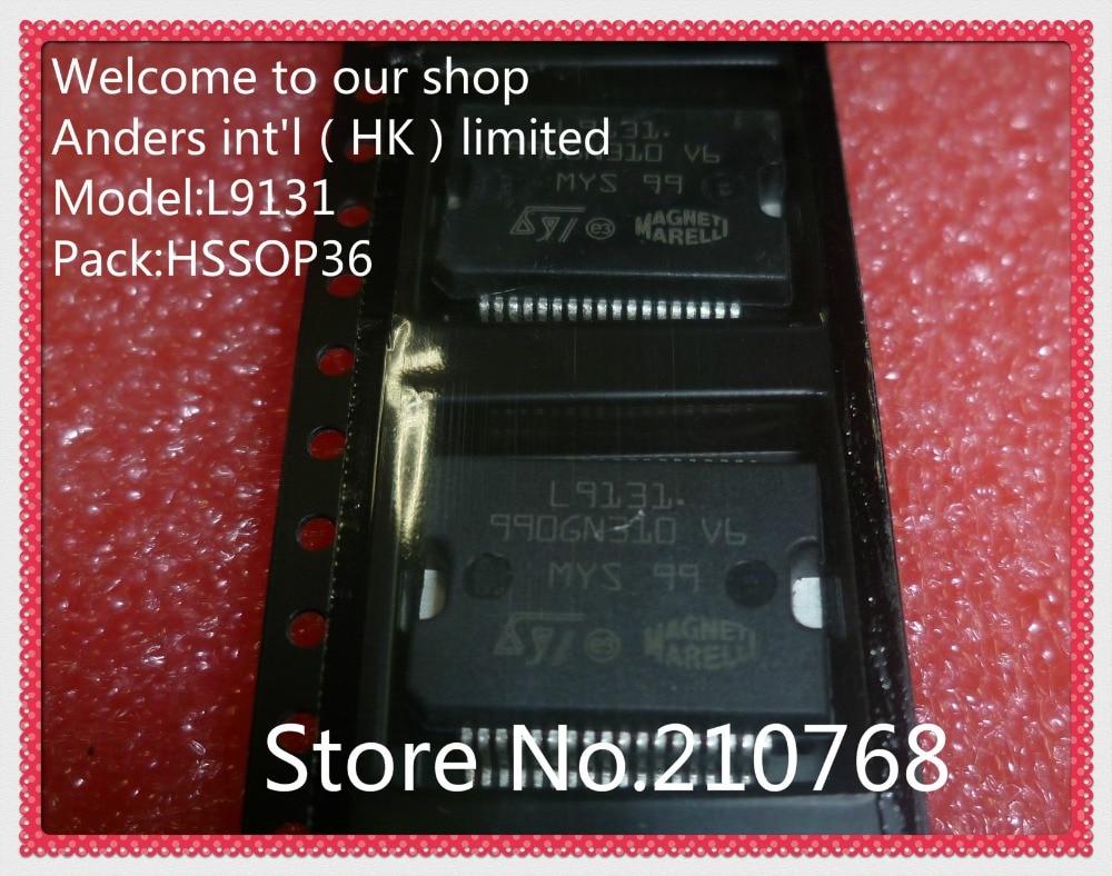 10pcs/lot         L9131           SSOP36