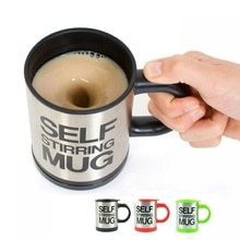 Fashion Mug Electric Stirring Lazy Self Stirring Coffee Mug Automatic  Lazy Automatic Stirring Mug for Office Home