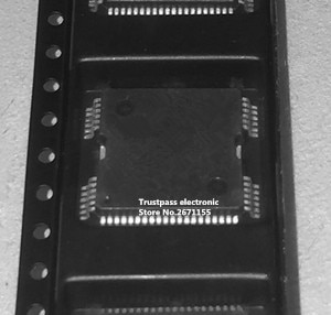 100% ORIGINAL nuevo MC33888FB MC33888 04832512AF HQFP-64