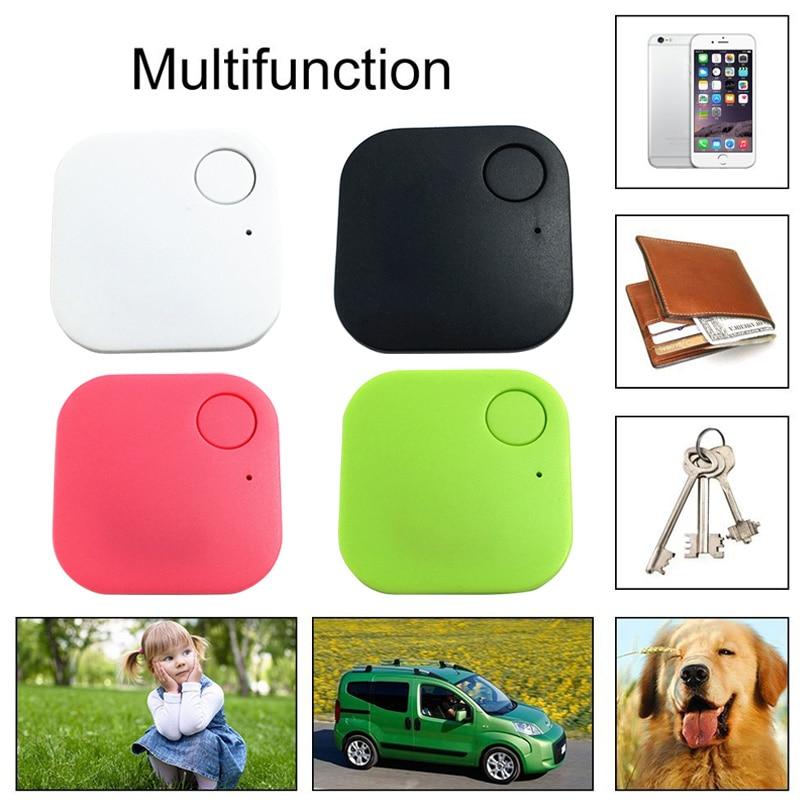 Bluetooth inalámbrico inteligente 4,0 Tracker de edad avanzada para cartera clave coche bolsas maleta Antipérdida localizador GPS, alarma de 8899
