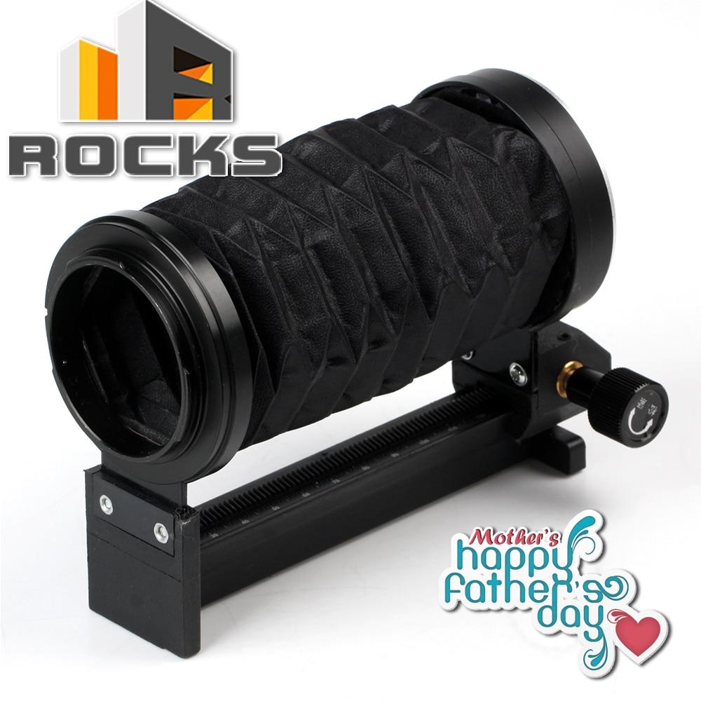 Traje para Nikon F montaje Macro extensión fuelle para D7100 D800 D600 D5200 D5100 D3200