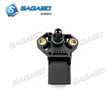 4 BAR Intake Manifold Boost Pressure MAP Sensor 0281006059 0281006060 Drucksensor For VW Audi SEAT SKODA 1.4 2.0 TDI 03K906051