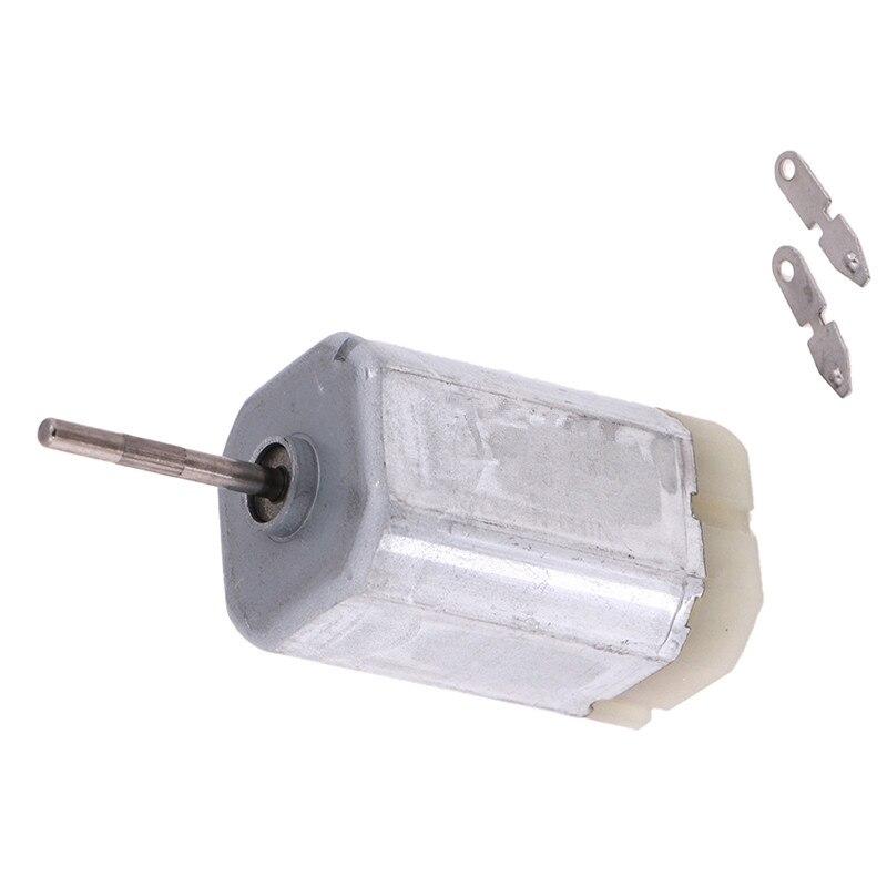 18*18MM Micro DC Motor de SF-266SA cuadrado 6-rotor de polo Micro Motor 12V 24V 14500RPM para DIY hacer modelo