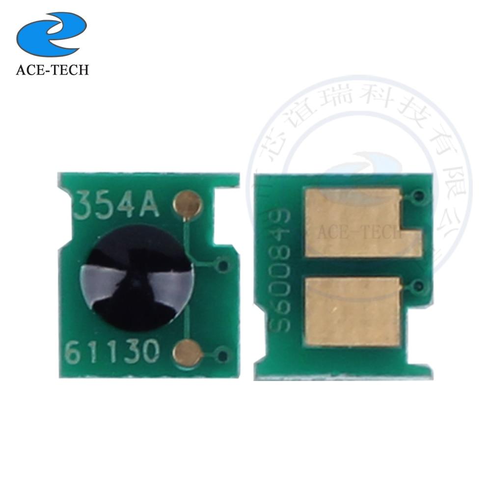 Compatible For HP Color LaserJet Pro MFP M176n/M177fw  Toner Chip for Q6201A/Q6202A/Q6203A/Q6204A 1.3K 1K TONER RESET CHIP