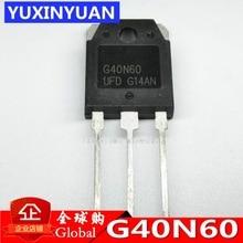 G40N60UFD G40N60 SGH40N60UFD 5PCS/LOT integrated circuit IC chip
