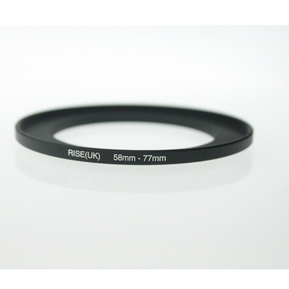 RISE original (UK) 58mm-77mm 58-77mm 58 a 77 anillo de aumento adaptador...
