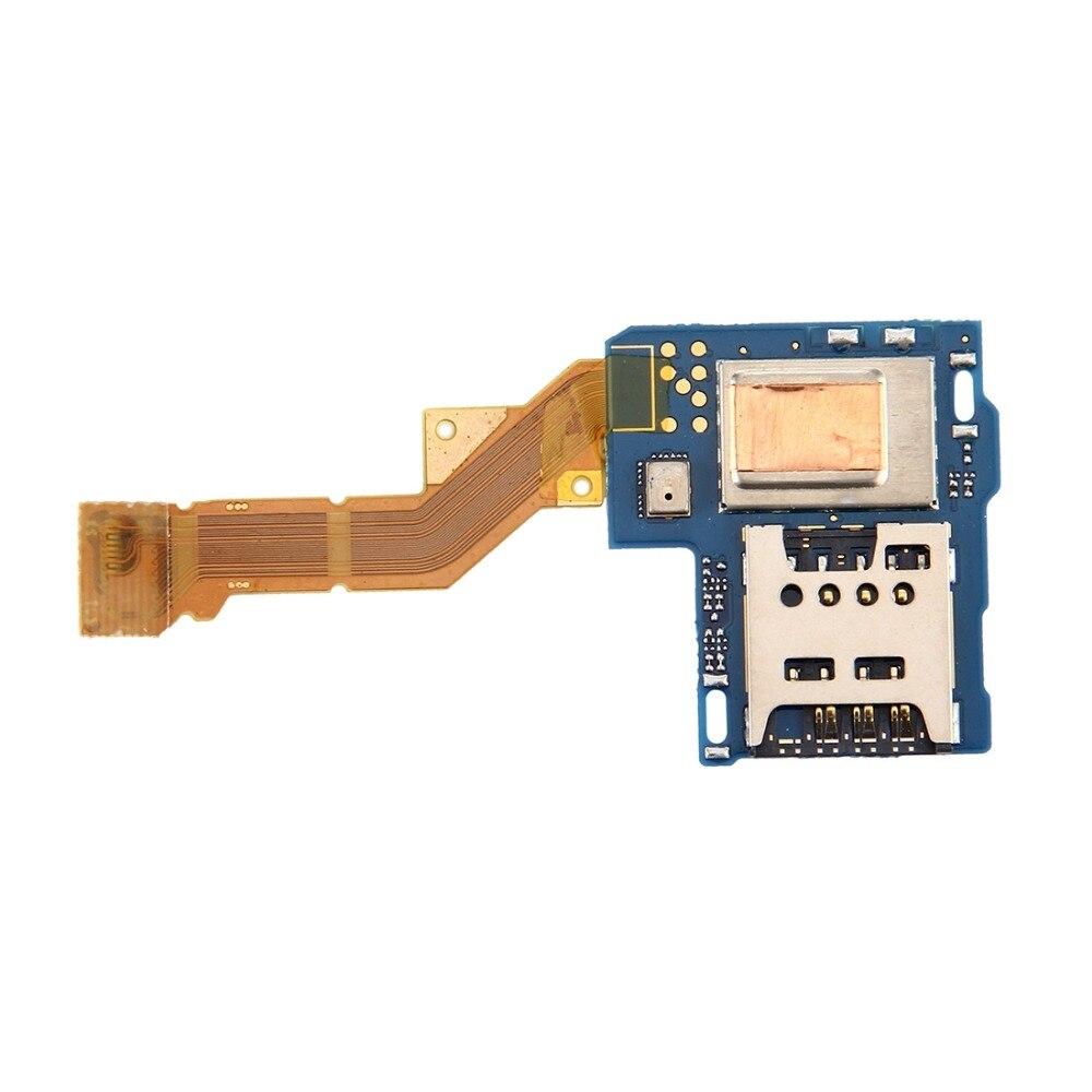 IPartsBuy SIM Card Reader Fale Cabo Flex Fita para Sony Xperia S/LT26/LT26i
